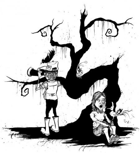 birdwatching-binoculars-boredom-cartoon-david-procter-illustration