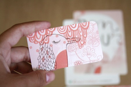 business card by dinara2