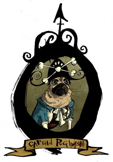 captain-pugwash-pug-in-fancy-dress-pirate-david-procter-illustration-hai