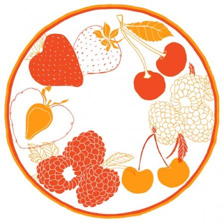 fruit label2